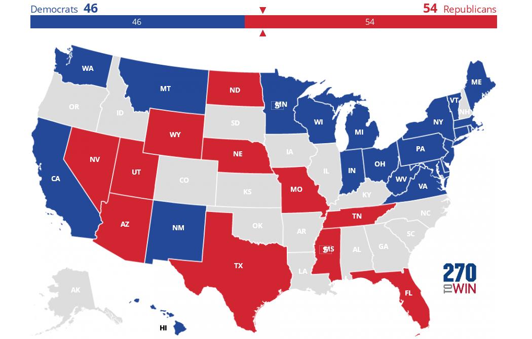 8zPdXa Midterm, e se Trump conservasse la maggioranza?