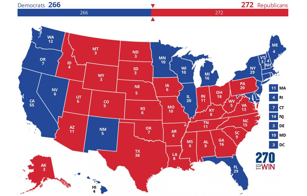 270 to win senate polls 2016 illinois