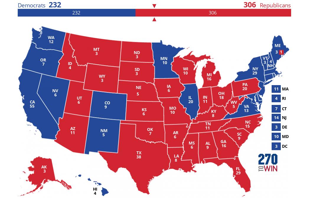 Legalisierte Staaten Usa 2020