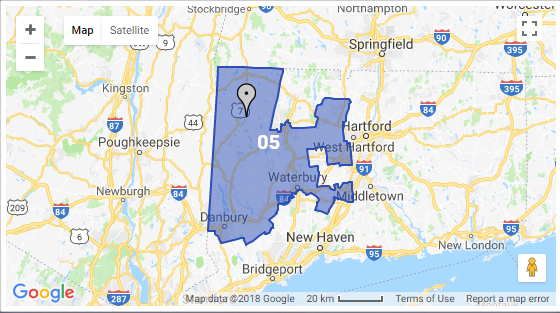 it is worth noting that no republican has won a congressional race in the state since christopher shays was elected to an 11th term in november 2006