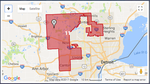 Rep. Dave Trott of Michigan to Retire; District Moves to Toss Up